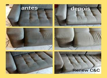 limpeza de sofá e estofados colchão cadeira